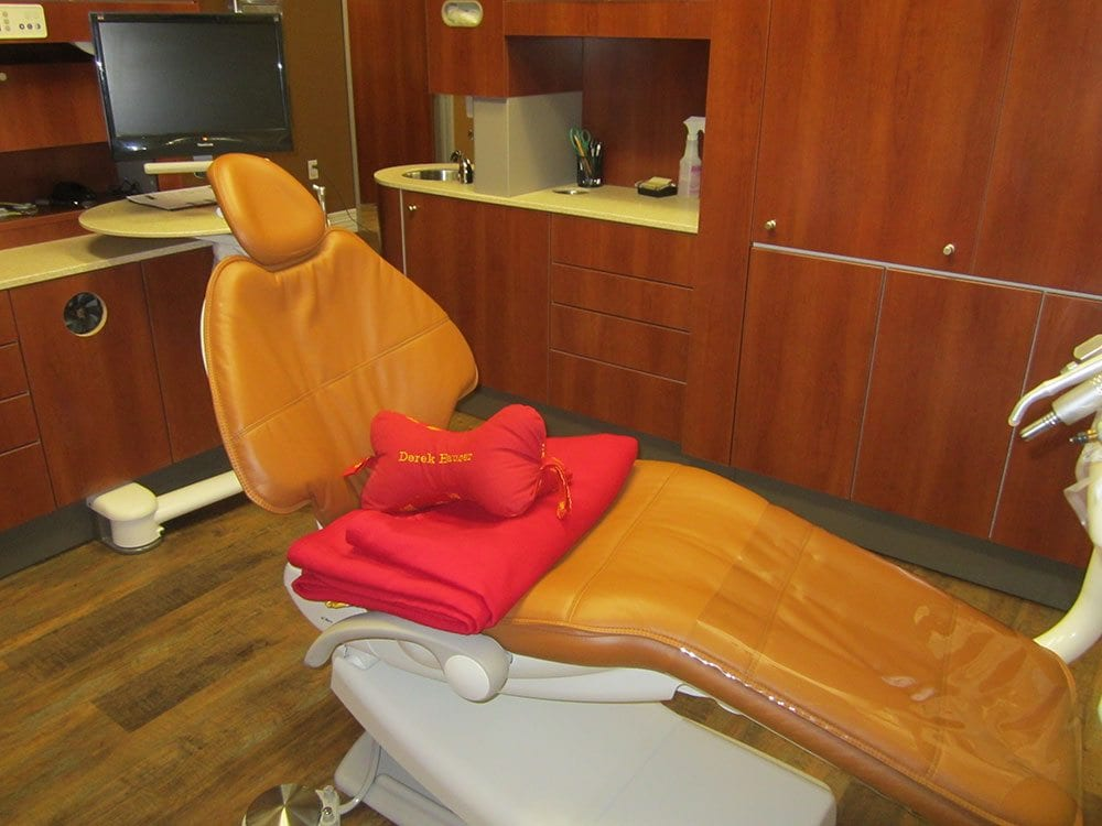 A-dec 500 Premium Dental Chair for Patient Comfort