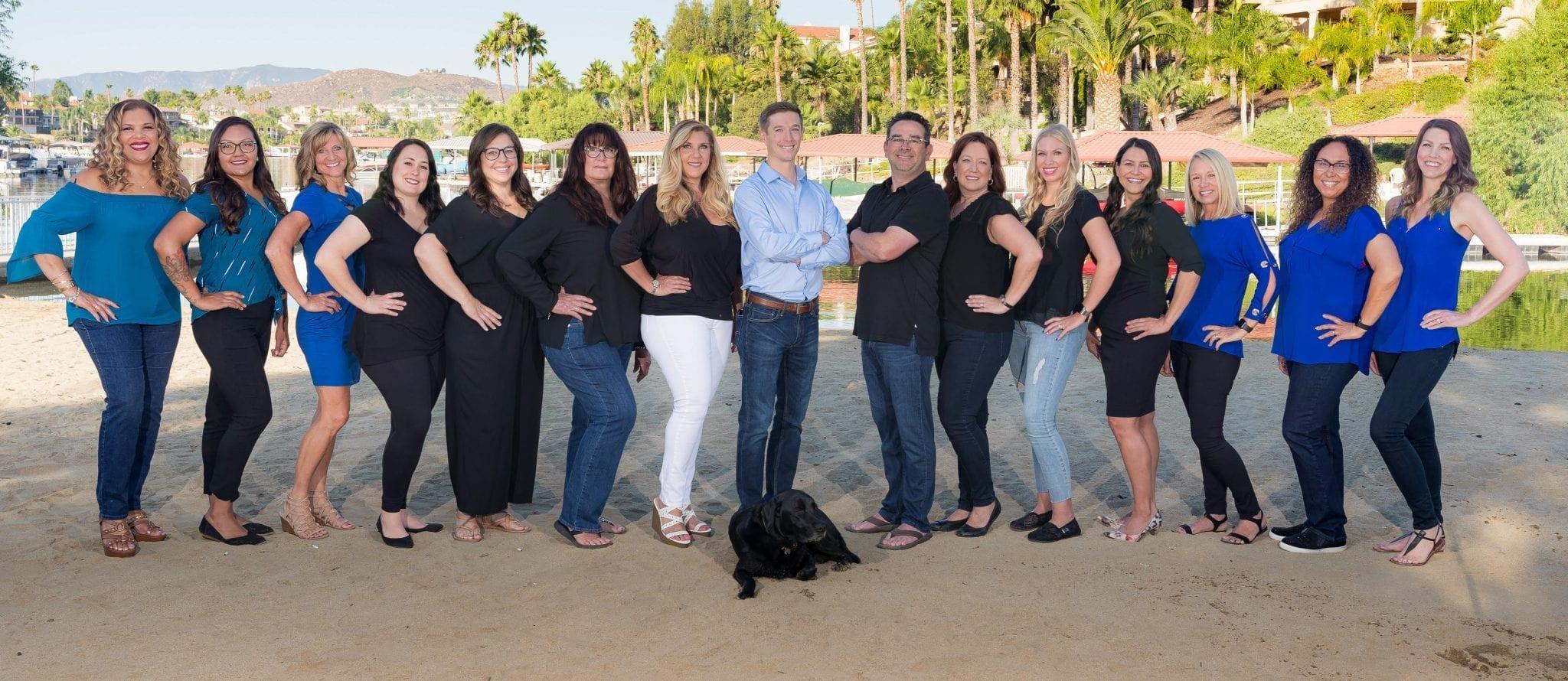 Family Dentist Team in Lake Elsinore - Lakefront Family Dentistry - Dr. Hauser - Dr. Phillipe