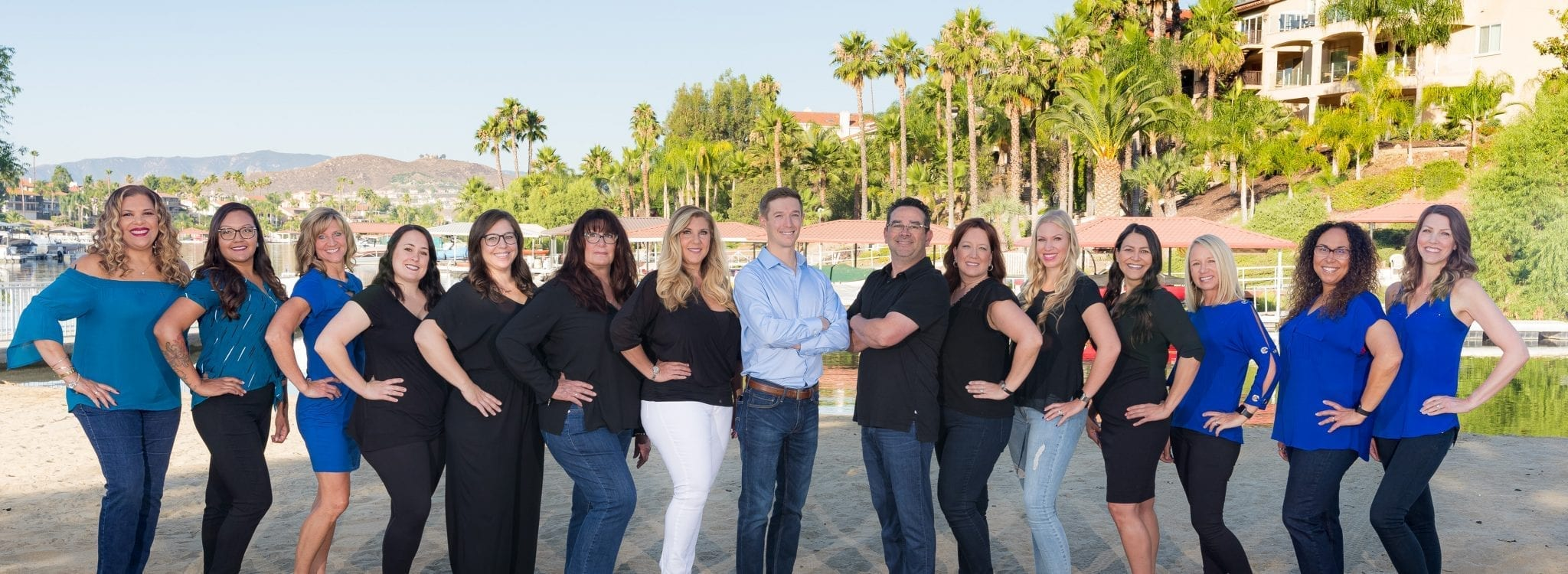 Family Dentist Team in Lake Elsinore - Lakefront Family Dentistry - Dr. Hauser - Dr. Phillipe