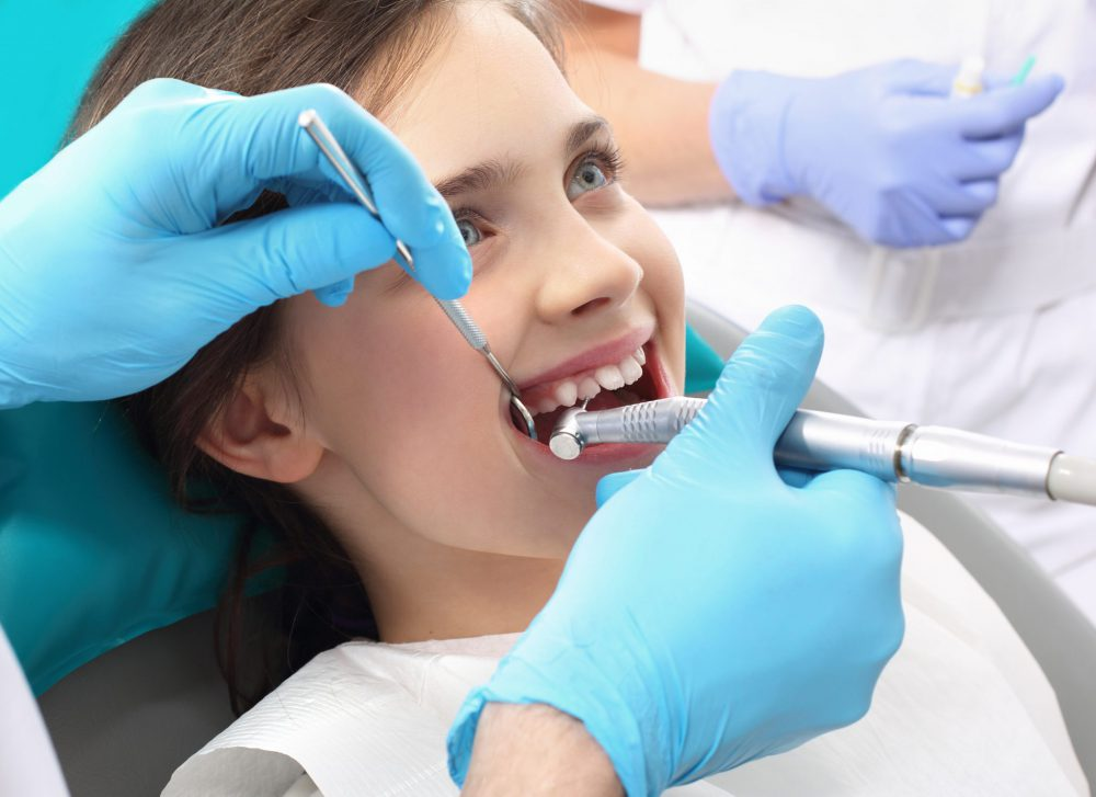 tooth sealant for children